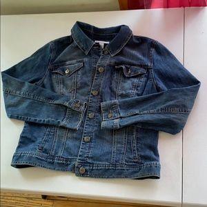 Style & Co. Denim Jacket Size L